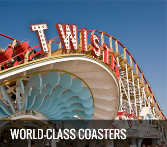 World-Class Coasters