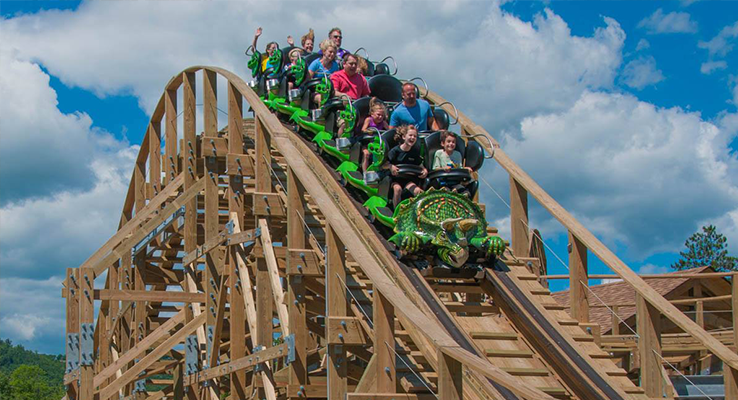 Roller Coaster Projects • The Gravity Group, LLC